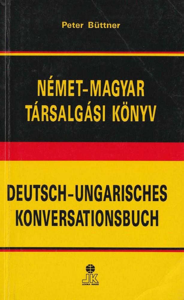 Német-magyar társalgási könyv