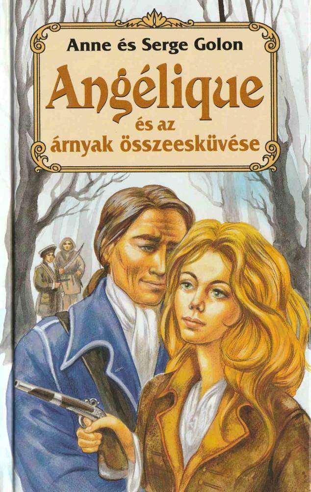 Angeléque és az árnyak összeesküvése