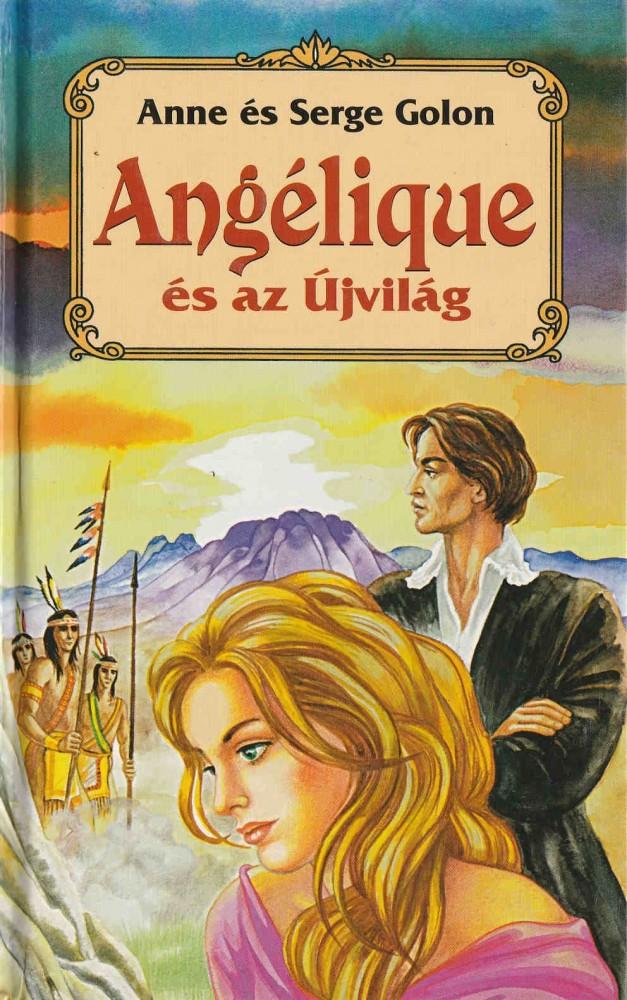 Angeléque és az Újvilág