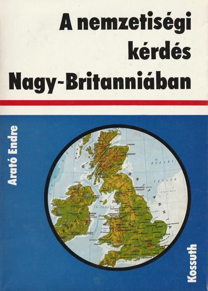 A nemzetiségi kérdés Nagy-Britanniában