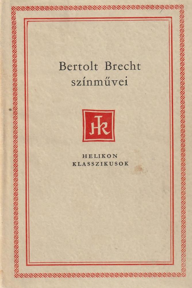 Bertolt Brecht színművei