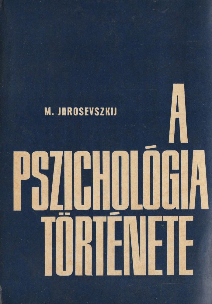 A pszichológia története (1968)