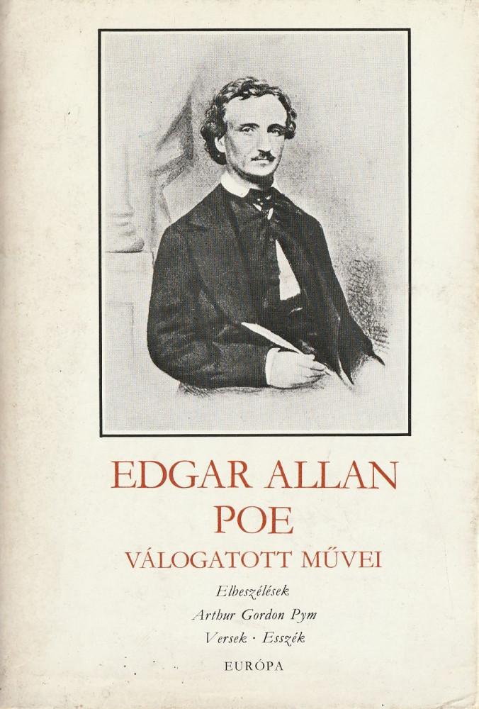 Edgar Allan Poe válgatott művei