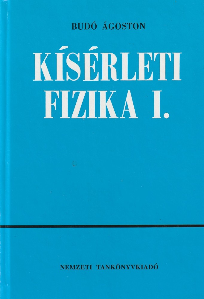 Kísérleti fizika I. (1997)