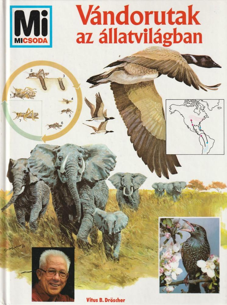 Vándoruak az állatvilágban