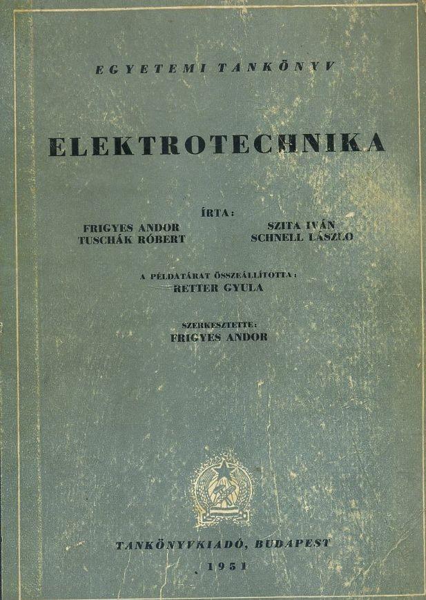Elektrotechnika (1951)