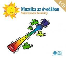 Muzsika az óvodában (6 CD)