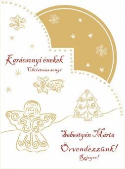 Sebestyén Márta - Örvendezzünk! (CD-lemez)