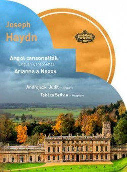 Joseph Haydn: Angol canzonetták (CD-lemez)
