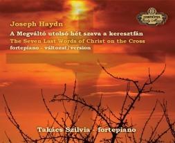 Joseph Haydn - A Megváltó utolsó hét szava a keresztfán (CD-lemez)