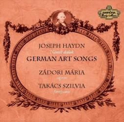 Joseph Haydn - Német dalok (CD-lemez)