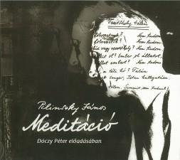 Pilinszky János: Meditáció (CD-lemez)