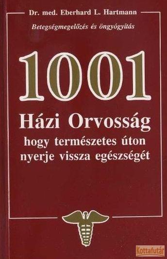 1001 házi orvosság