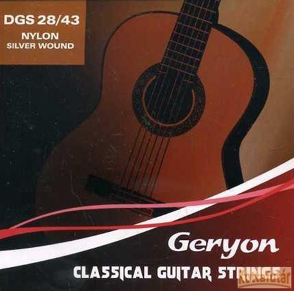 Geryon DGS 28/43 húrgarnitura klasszikus gitárhoz