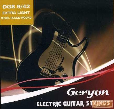 Geryon DGS 9/42 húrgarnitura elektromos gitárhoz