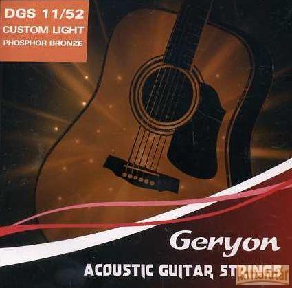 Geryon DGS 10/47 húrgarnitúra akusztikus gitárhoz