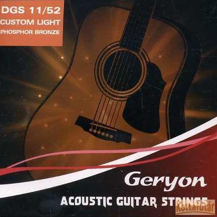 Geryon DGS 11/52 húrgarnitúra akusztikus gitárhoz