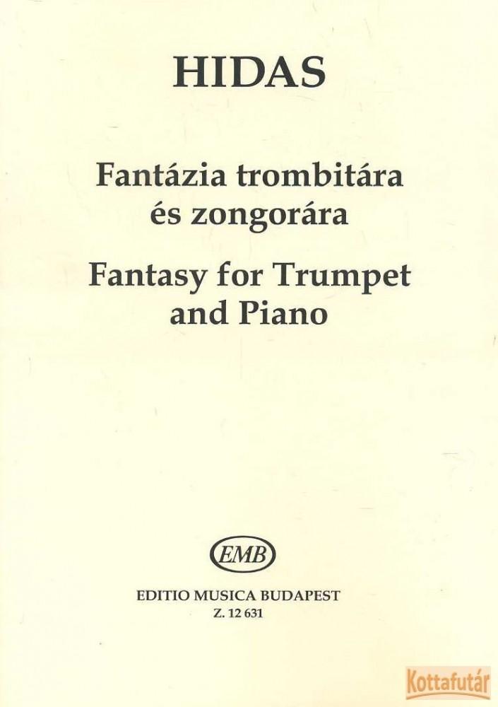 Fantázia trombitára és zongorára