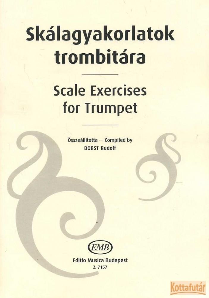 Skálagyakorlatok trombitára