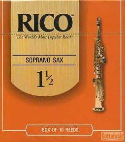 Rico szopránszaxofon nád