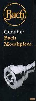 Bach 7C trombitafúvóka
