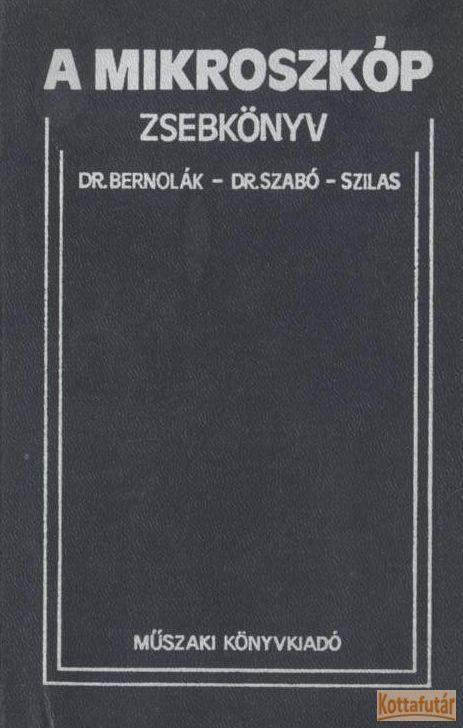 A mikroszkóp zsebkönyv