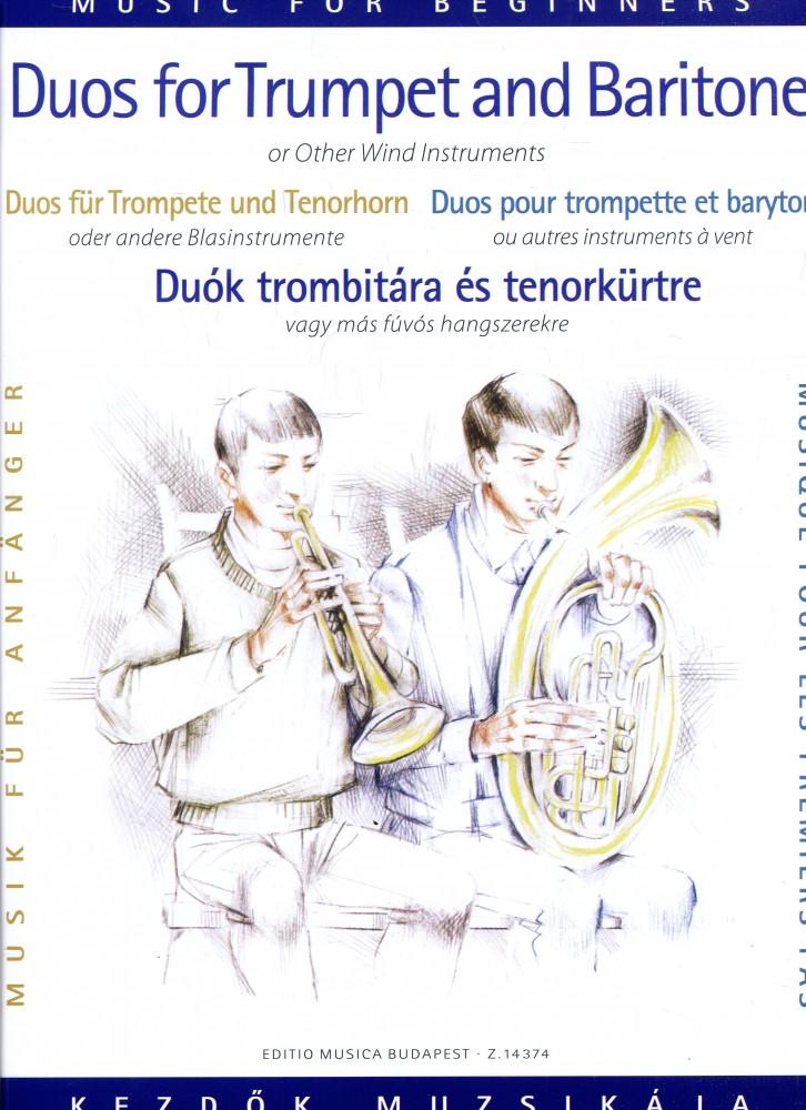 Duók trombitára és tenorkürtre
