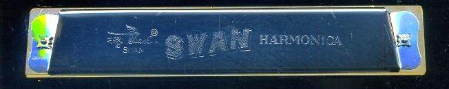 Swan NH13-410 típusú szájharmonika