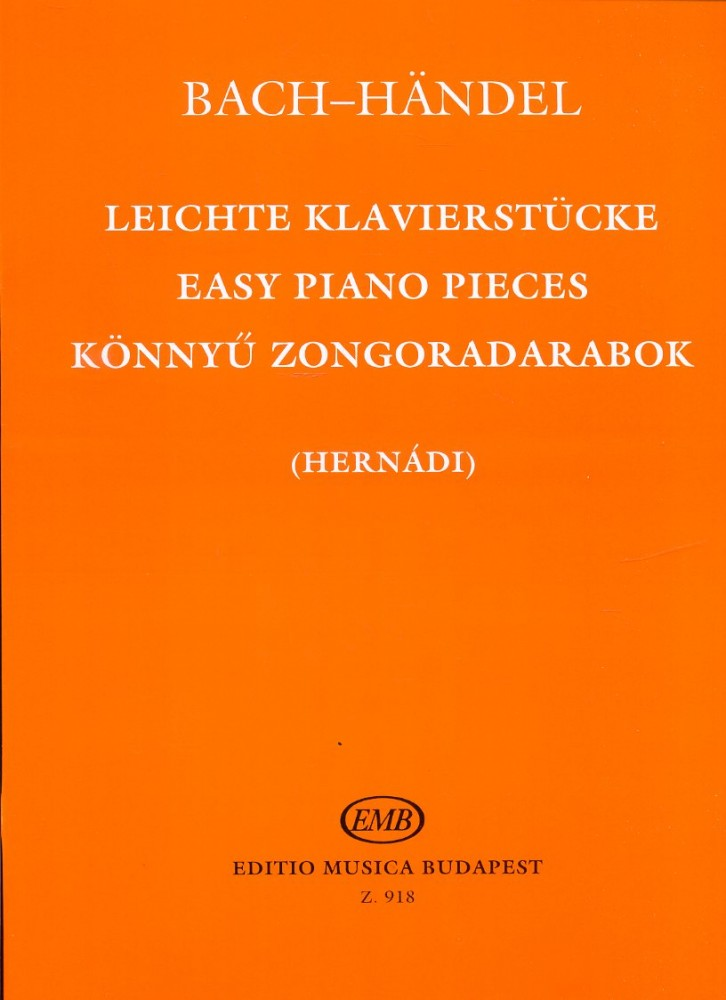 Könnyű zongoradarabok