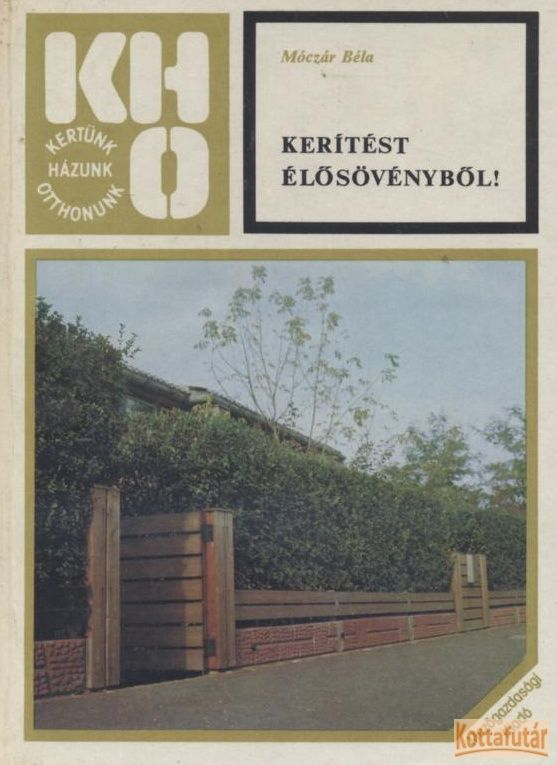Kerítést élősövényből!