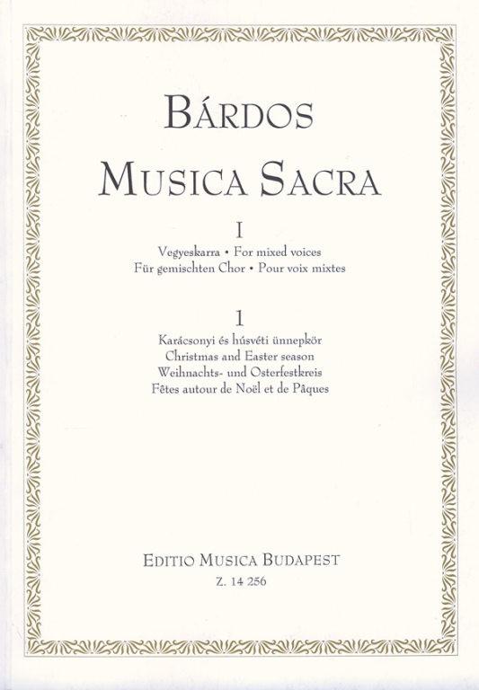 Musica Sacra I.