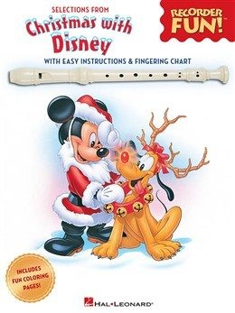 Selections with Disney - Recorder fun!