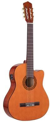 Toledo Primera Plus CE 44NT elektro-klasszikus gitár