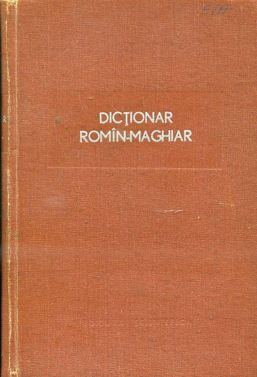 Dictionar Romin-Maghiar