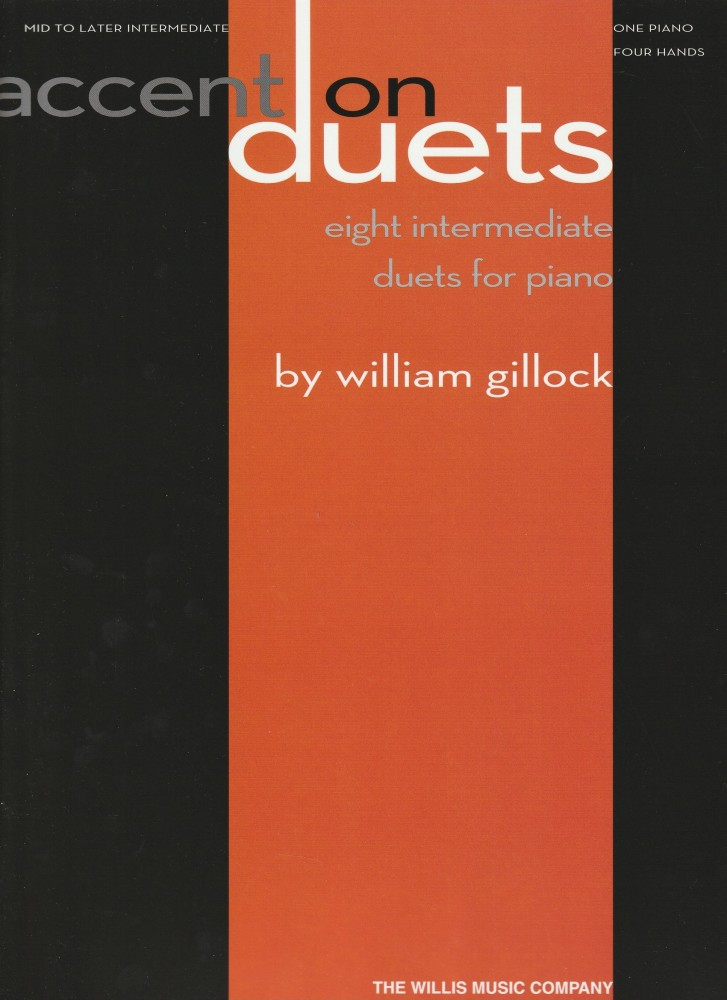Accent on duets