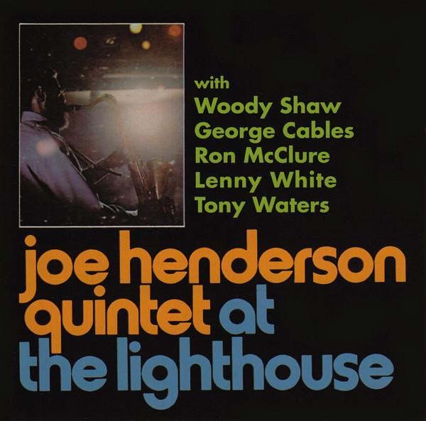 Joe Henderson Quintet - At the Lighthouse (CD)