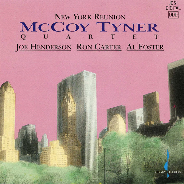 McCoy Tyner - New York Reunion (CD)