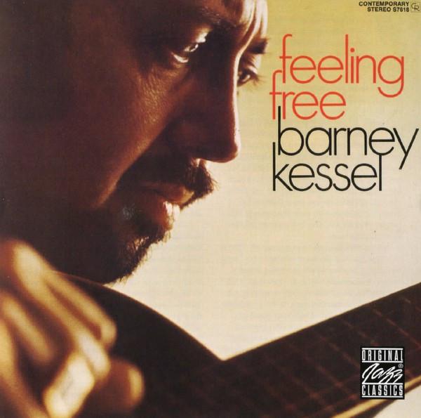 Barney Kessel - Feeling Free (CD)