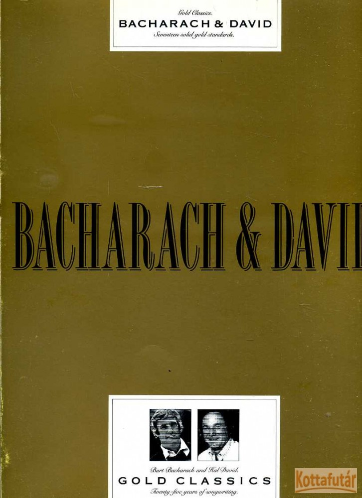 Gold Classic - Bacharach & David