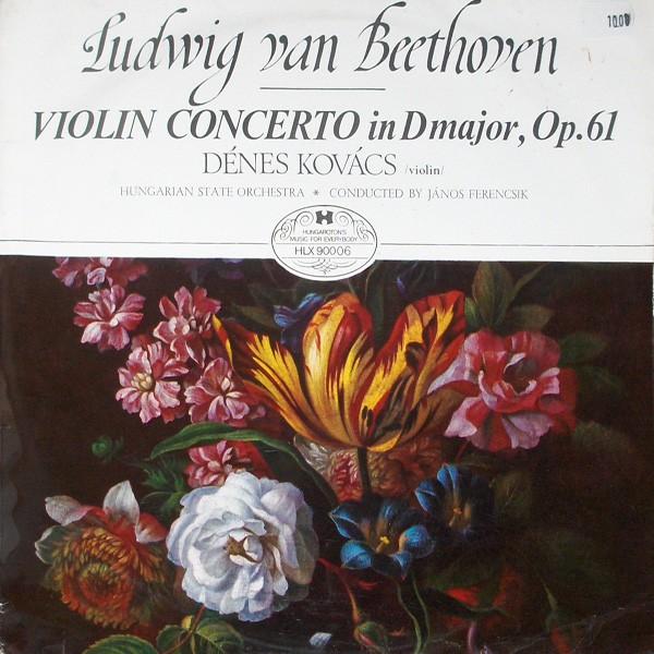 Beethoven - D-dúr hegedűverseny Op. 61