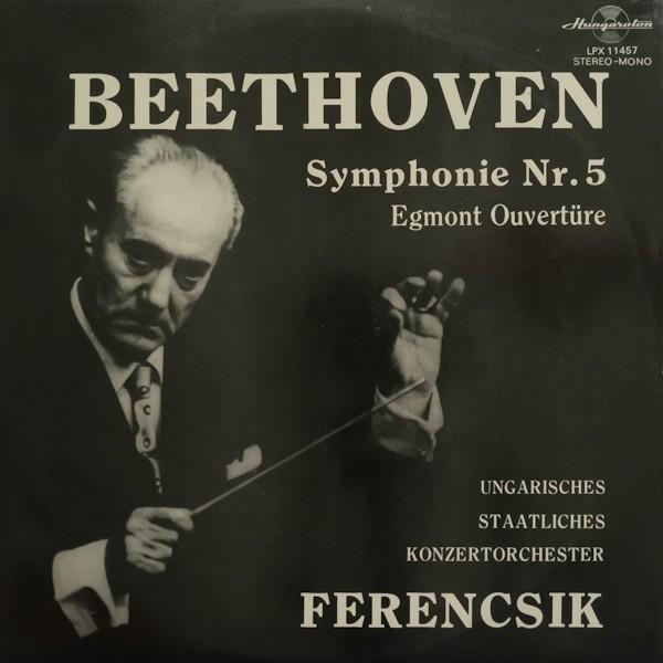 Beethoven - V. szimfónia (C-moll No. 67) / Egmont nyitány, Op. 84