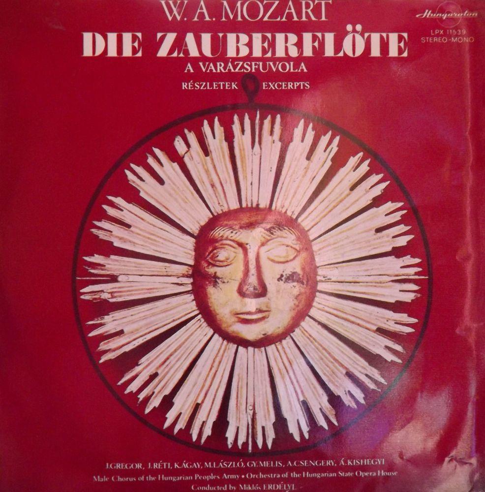 Mozart - A varázsfuvola (részletek)