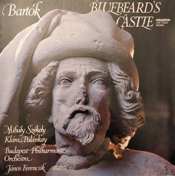 Bartók - A Kékszakállú herceg vára