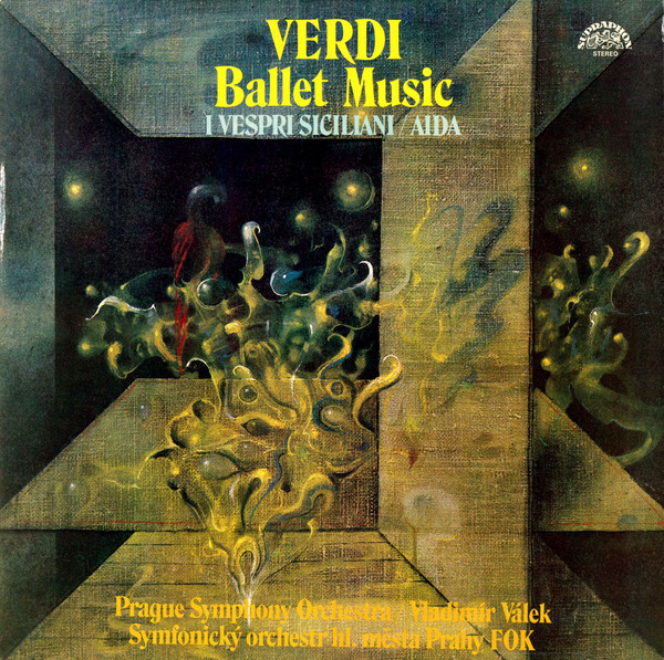 Verdi - I vespri siciliani / Aida