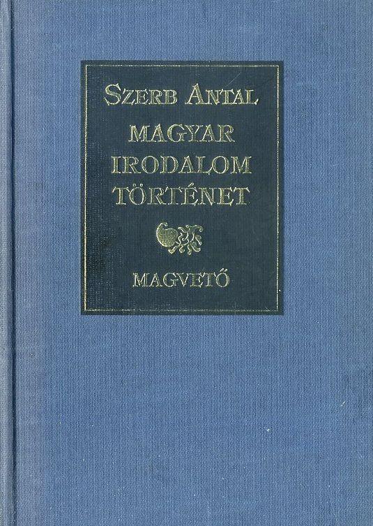Magyar irodalomtörténet (1991)
