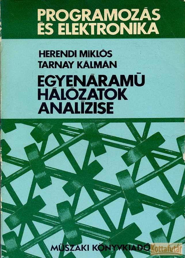 Egyenáramú hálózatok analízise
