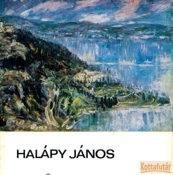 Halápy János