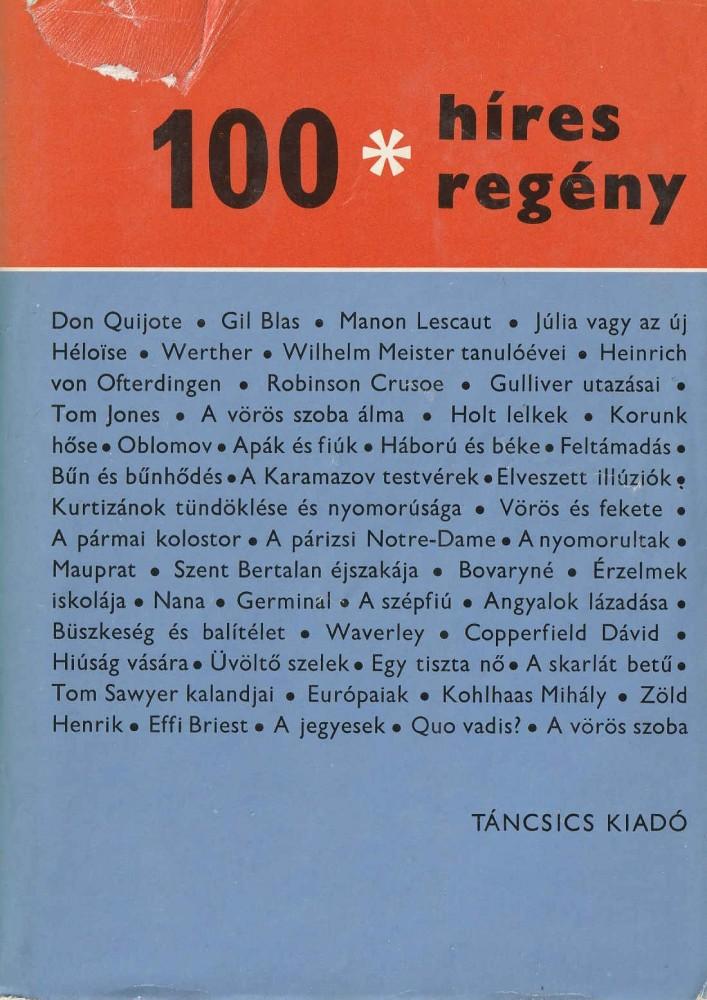 100 híres regény 1-2
