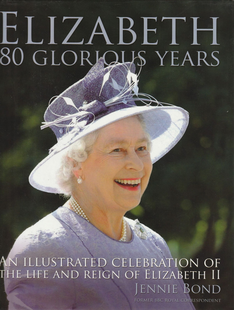 Elizabeth 80 glorious years