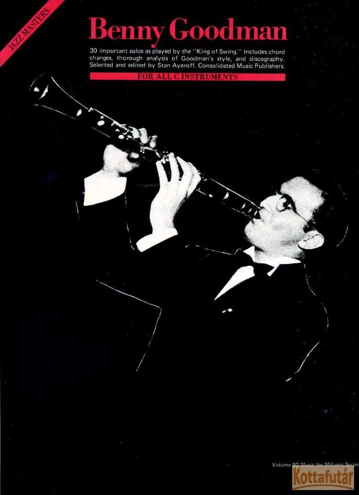Benny Goodman (Jazz Masters)